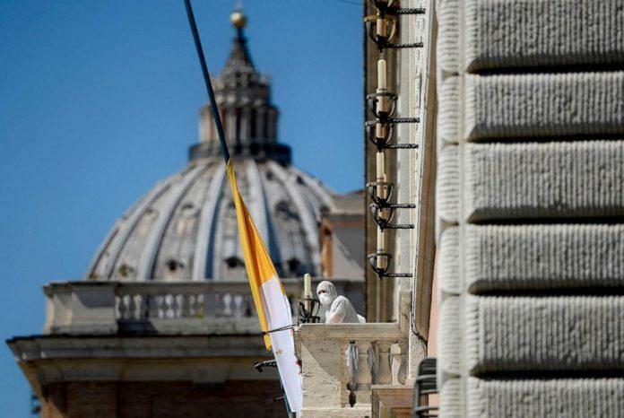 Coronavirus Global: Vatican reports 7th positive case