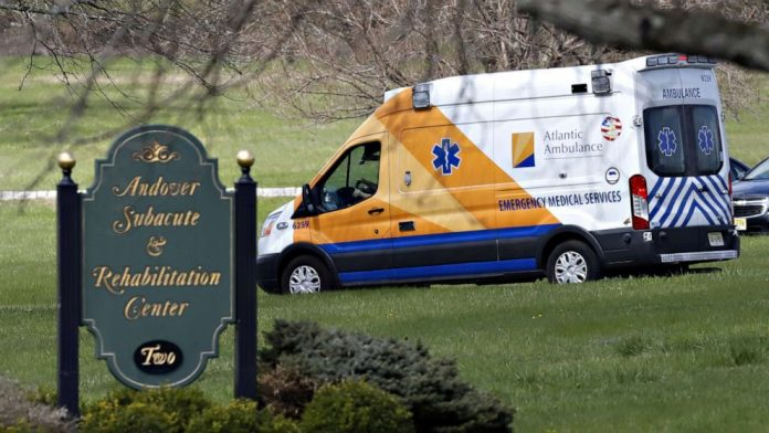 Coronavirus USA Update: NJ governor 'outraged that bodies of the dead' piled up at nursing home