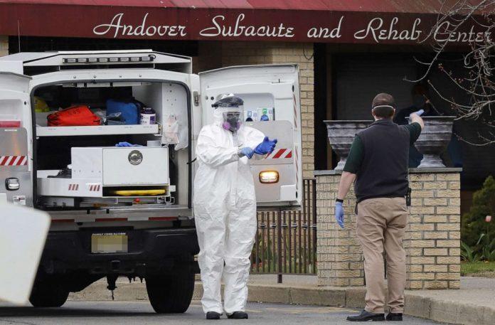Coronavirus USA Update: NJ reports 1,530 deaths at long-term care facilities