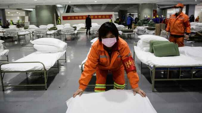 Coronavirus USA Update: NYC hospitals may reach total capacity by this week