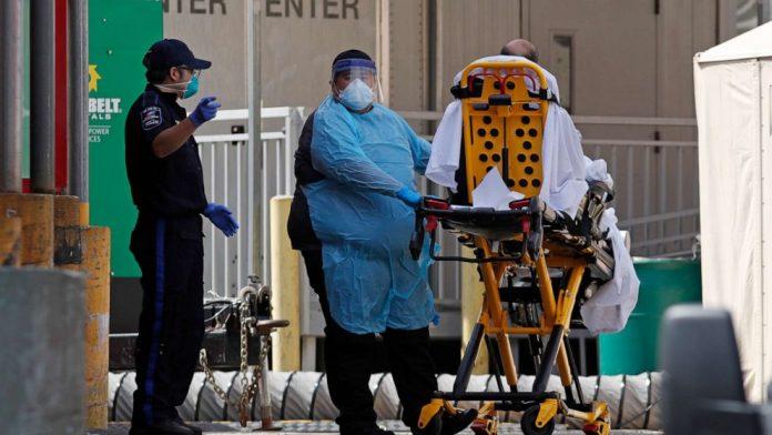 Coronavirus USA Update: NYC's largest percentage of deaths is among Hispanics