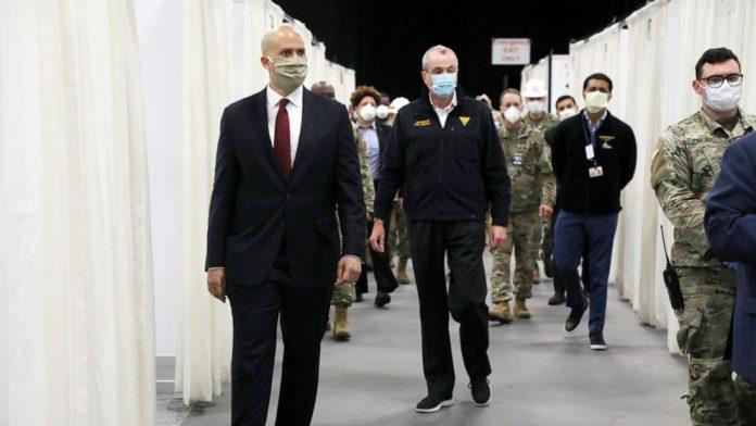 Coronavirus USA Update: New Jersey death toll over 1,500
