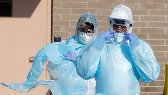 Coronavirus USA Update: New York state death toll reaches 4,758
