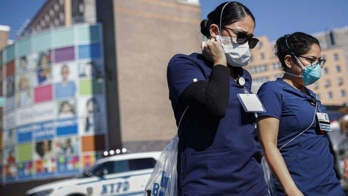 Coronavirus USA Update: UN to donate 250,000 masks to NYC