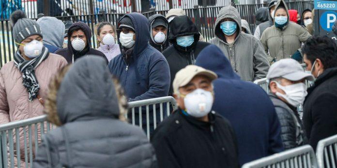 Coronavirus USA Update: death toll tops 6,000
