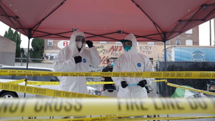 Coronavirus USA Updates: California officials find earliest known US deaths from virus