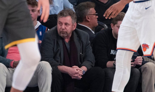 Coronavirus USA Updates: Knicks, Rangers owner tests positive