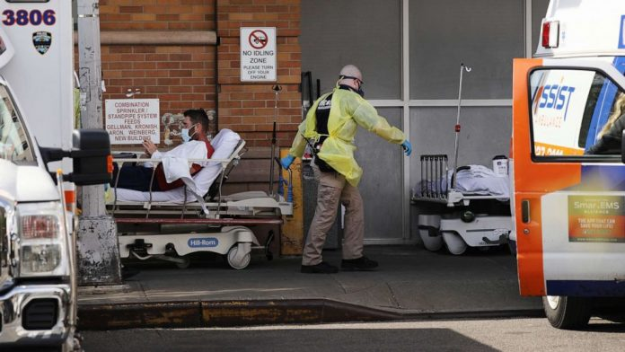 Coronavirus USA Updates: New York state death toll climbs over 10,000