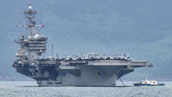 Coronavirus USA Updates: Sailor on USS Theodore Roosevelt dies