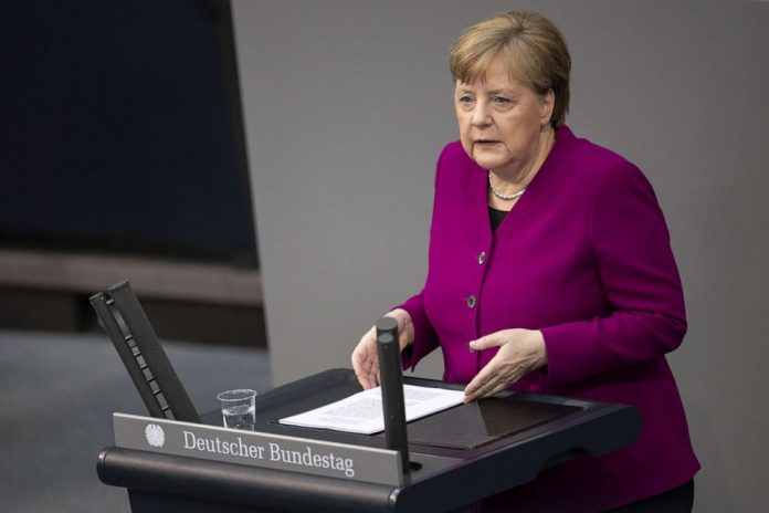 Coronavirus Updates: Germany is on 'thinnest ice,' Angela Merkel warns