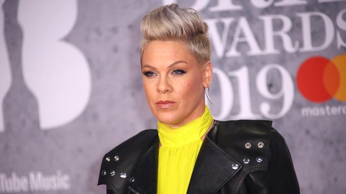 Singer Pink tested positive for coronavirus