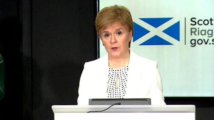 COVID-19 USA Updates: Be more responsible about coronavirus, Sturgeon tells Trump
