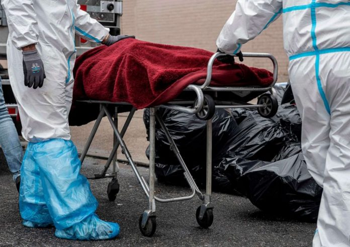 Coronavirus US Updates: COVID-19 death toll projected to almost double by August