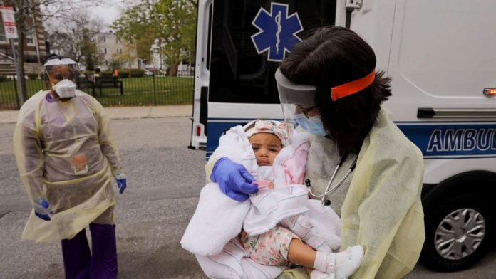 Coronavirus USA Updates: 38 NYC children suffering inflammatory illness possibly related to COVID-19