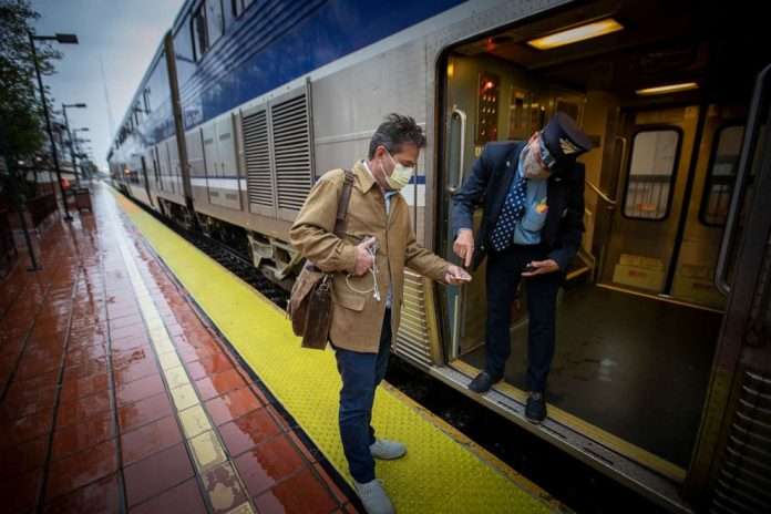 Coronavirus USA Updates: Amtrak is preparing to cut its workforce by up to 20%