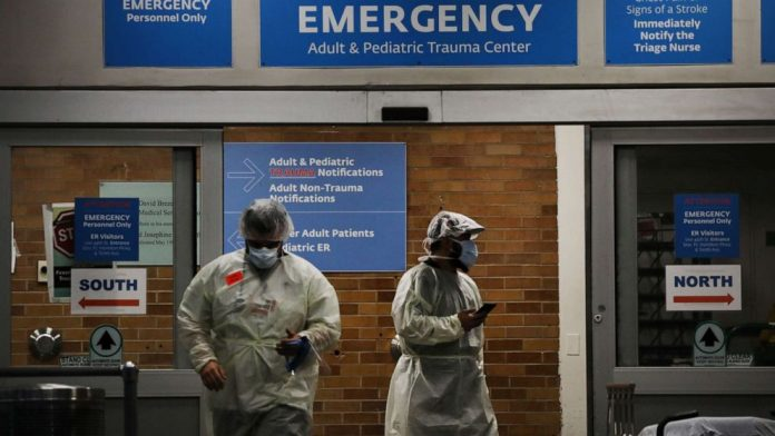 Coronavirus USA Updates: COVID-19 death toll tops 20,000 in New York state