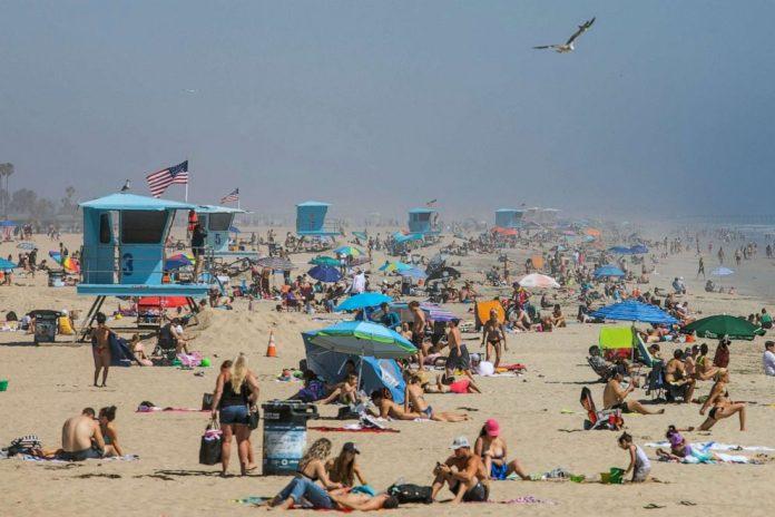 Coronavirus USA Updates: California governor sued by Newport Beach councilman