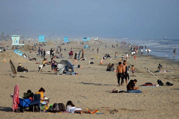 Coronavirus USA Updates: City votes to legally challenge Newsom beach closure order