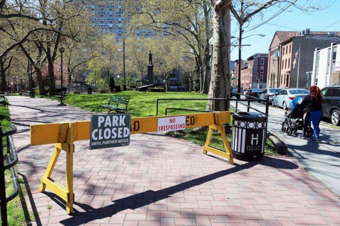 Coronavirus USA Updates: NJ governor threatens to re-close parks