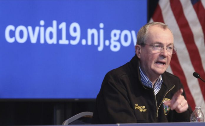 Coronavirus USA Updates: New Jersey's governor outlines the road toward reopening