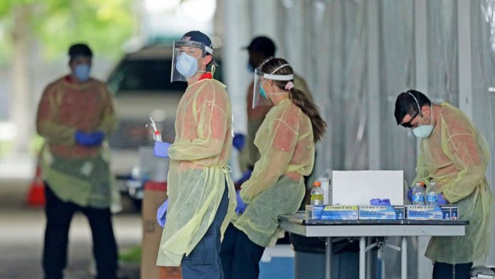 Coronavirus USA Updates: Nursing homes have accounted for 1 in 3 deaths in Florida