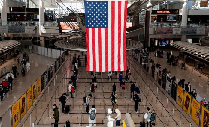 Coronavirus USA Updates: TSA screens most passengers since March 25