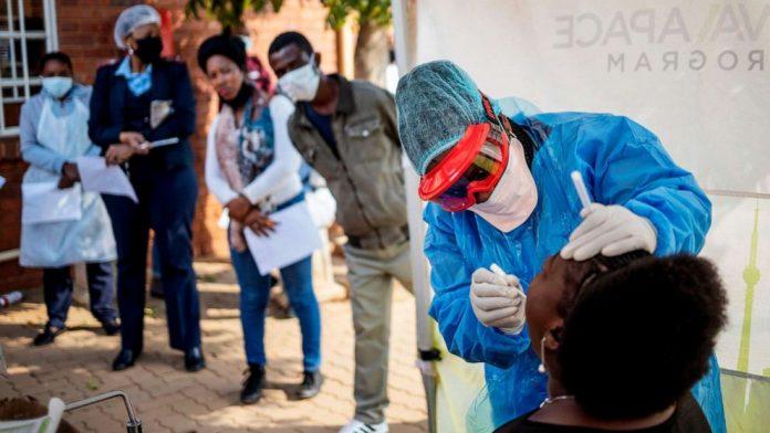 Coronavirus Updates: Cases in Africa top 100,000