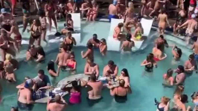 Coronavirus Updates: Concern in US after person who attended crowded pool parties tests positive
