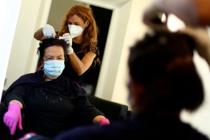 Coronavirus Updates: Hair salons and restaurants to reopen across Italy next week