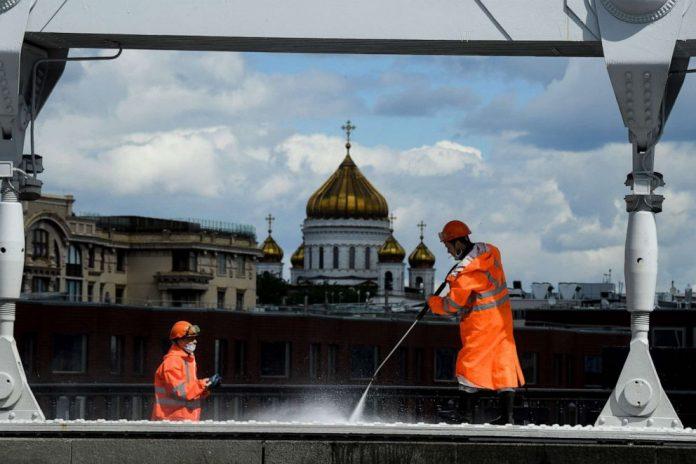 Coronavirus Updates: Russia surpasses 300,000 total cases of COVID-19