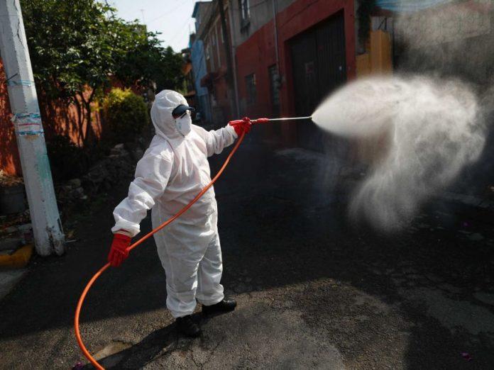 Coronavirus Updates: Virus outbreak in Mexican migrant shelter