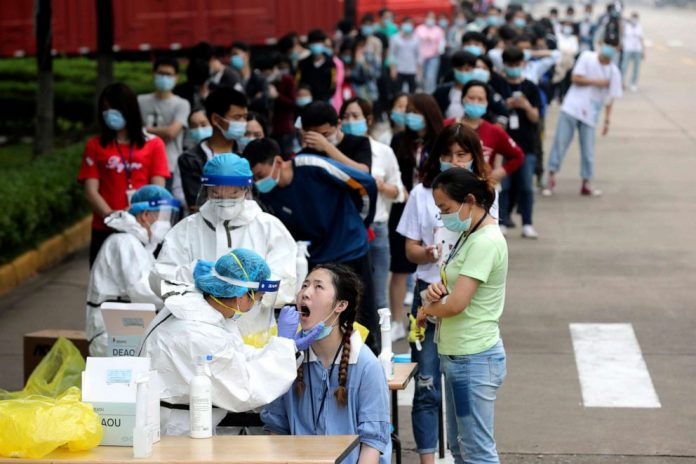 Coronavirus Updates: Wuhan says it has conducted over 3 million COVID-19 tests since last week