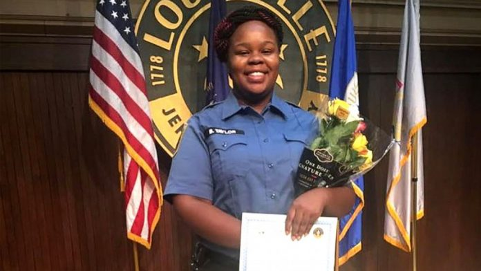 Breonna Taylor death: Louisville Police Department fires officer