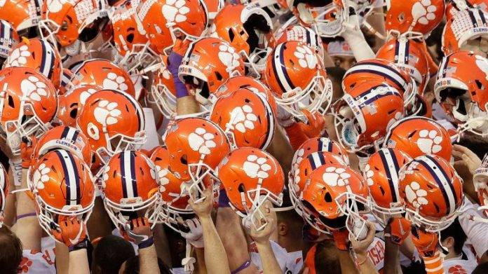 Clemson Athletics Football Players Test Positive for Coronavirus