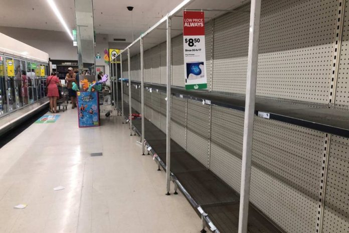 Coronavirus Australia Updates: Toilet Paper Limits Imposed To Stop Virus Panic Buying