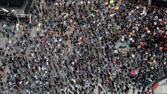 Coronavirus Updates: US reports over 21,000 new cases amid mass protests