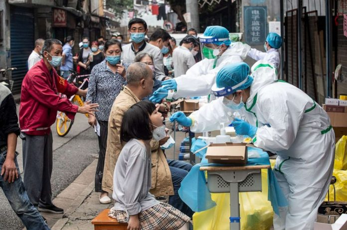 Coronavirus Updates: Wuhan tests nearly 10 million residents in citywide campaign