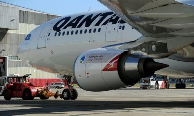 Qantas cuts international flights until October, Report