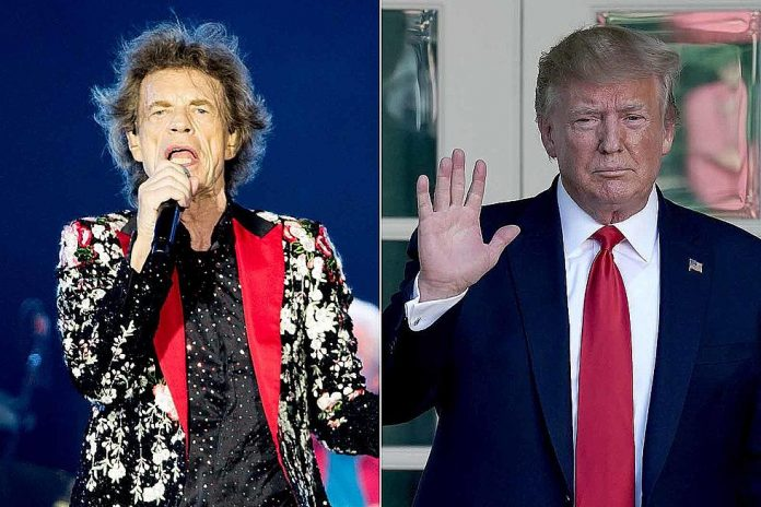 Rolling Stones threaten Donald Trump with lawsuit, Report