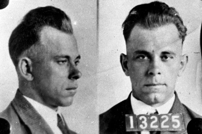 Bank robber John Dillinger was shot to death (From the Archives)