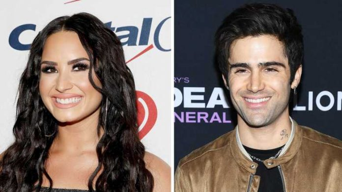 Demi Lovato, Max Ehrich Timeline of their relationship (Reports)