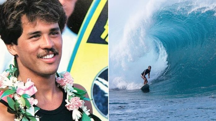 Derek Ho: Surfer champion professional surfer dies at age 55