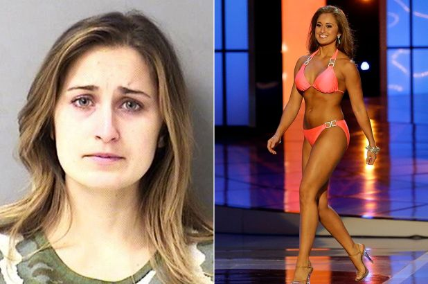 Ex-Miss Kentucky Ramsey BethAnn Bearse sentenced to prison on sex crime charge