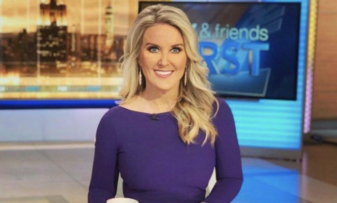 Has Heather Childers left fox news, Report
