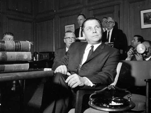 Jimmy Hoffa's disappearance provides endless fuel for fiction