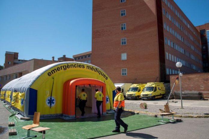 Lockdown Segria: Spain locks down an area near Barcelona
