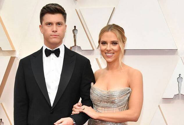 Scarlett Johansson Sparked Colin Jost's Desire To Have A Baby (Video)