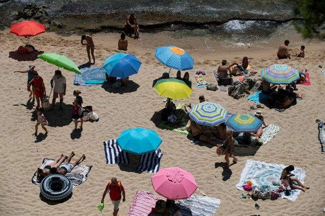 Spanish beaches forced to close due to overcrowding, Report