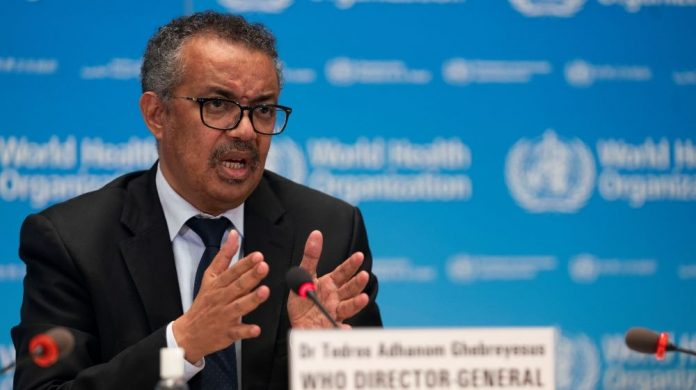 WHO chief says coronavirus pandemic is 'accelerating, Report