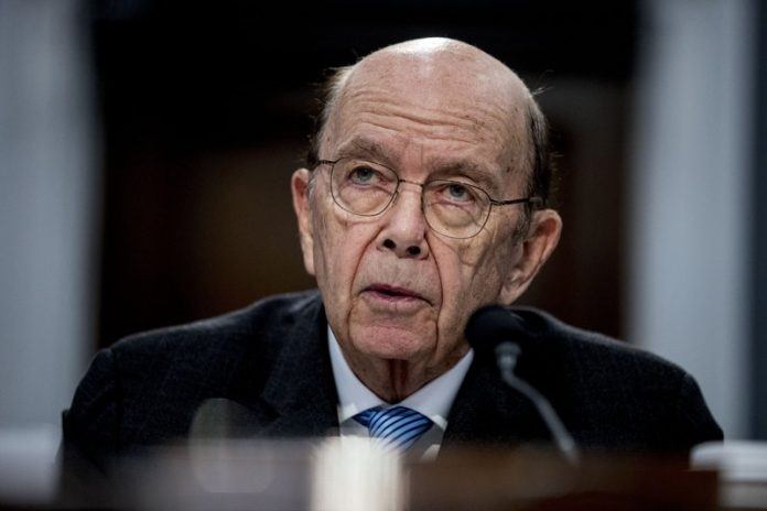 Wilbur Ross hospitalized, but 'doing well' (Reports)